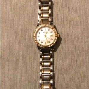 Small Bulova watch